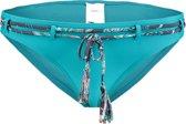 O'Neill Bikinibroekje Paisley Regular - Turquoise - 40