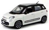Modelauto Fiat 500 L 2013 wit 1:43