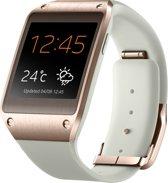 Samsung Galaxy Gear smartwatch - Rose goud met siliconen band