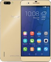 Honor 6 Plus - Dual Sim - Goud