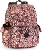 Kipling City Pack L B - Laptop Rugzak - Fiesta Animal