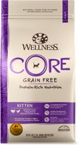 Wellness Core Grain Free Kitten Kalkoen & Kip - Kattenvoer - 1.75 kg