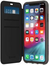 Griffin Survivor Clear Wallet Apple iPhone X/XS Black/Clear GIP-017-BKC