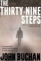 The Thirty-nine Steps: With 11 Illustrations and a Free Audio Link