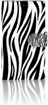 Sony Xperia L1 Boekhoesje Design Zebra