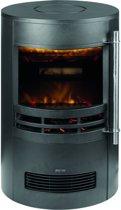 EL Fuego elektrische haard Bern - Zwart - 1800 W