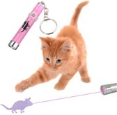 Laser Muis Voor De Kat /  Kattenspeelgoed Laserlampje / LED Laser Pointer light Pen For Cat
