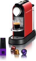 Nespresso Krups CitiZ XN7205 - Fire-engine red