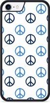 iPhone 7 Hardcase hoesje Peace