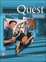 Quest Reading and Writing Intro Student Book