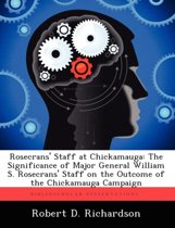 Rosecrans' Staff at Chickamauga