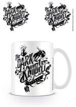 Batman Dark Knight Typography - Mok