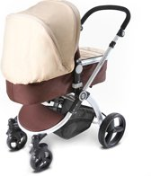 Infantastic Combi Kinderwagen 2 in 1 Brownie