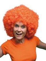 Holland Pruik afro