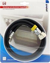 """gasslang 1/2"""" 100cm aluminium (NL)"""