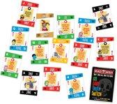 RebelzGames MadWish Speelkaarten - Truth, Dare en meer -  Partygames - 18+ kaartenspel - Nederlandse editie - MadWishPro - Drankspel