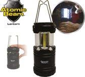 Atomic Beam Latern - draadloos - Musthave 2019 -  - campinglantaarn op batterijen - magnetische onderkant - Ultra heldere lantaarn - Handig voor op reis