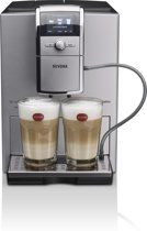 Nivona CafeRomatica 842 Vrijstaand Volledig automatisch Koffiepadmachine 1.8l Zilver
