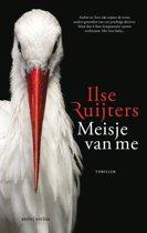 Boek cover Meisje van me van Ilse Ruijters (Paperback)