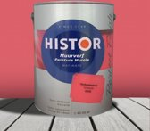Histor Perfect Finish Muurverf Mat 5 liter - Verbondenheid
