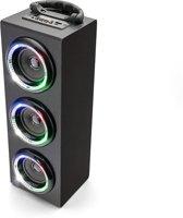 Caliber HPG526BTL/B - Draadloze speaker met FM radio - Zwart