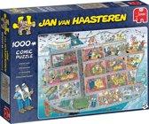 Jan van Haasteren Cruiseschip Puzzel 1000 stukjes
