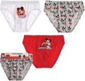 Disney-Mickey-3-pak-onderbroeken-rood-maat-116