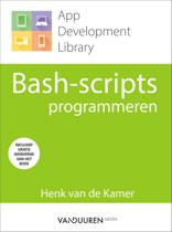 App Development Library - Bash-scripts programmeren