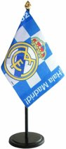 Real Madrid Table Flag EST