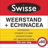 Swisse multivitaminen WEERSTAND tabletten 60stuks - vitaminen