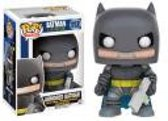 Merchandising BATMAN - Bobble Head POP Nr 112 - Armored Batman The Dark Knight
