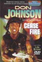 Cease Fire (Don Johnson) (dvd)