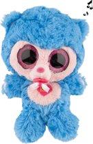 Ylvi & the Minimoomies babyknuffel, blauw