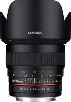 Samyang 50mm F1.4 AS UMC - Prime lens - geschikt voor Canon Systeemcamera