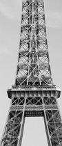 Fotobehang La Tour Eiffel - Deurposter - 200 x 86 cm - Multi