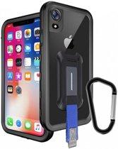 Armor X MX-Series Apple iPhone XR Waterdicht Hoesje Transparant Zwart