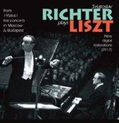 Richter Plays Liszt