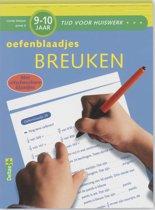 Tijd voor huiswerk - Oefenblaadjes Breuken 9-10 jr