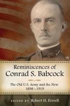 Reminiscences of Conrad S. Babcock