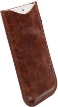 Krusell Tumba Mobile Pouch o.a. voor de Apple iPhone 5 (vintage/brown)