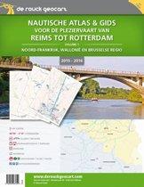 Nautische atlas & gids (725) reims tot rotterdam (2-delig)