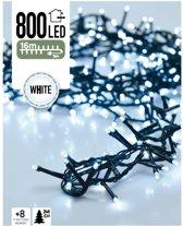 Micro Cluster Kerstverlichting 800 LED's 16 meter Wit
