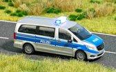 Busch - Mercedes V-klasse Polizei H0 (Bu5597)