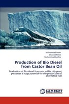 Production of Bio Diesel from Castor Bean Oil