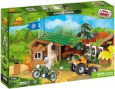 Cobi Small Army Forest Base - 2356