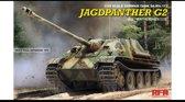 1:35 Jagdpanther G2, full interior