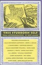 This Stubborn Self
