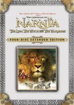 Chronicles Of Narnia - Lion, Witch and the Wardrobe(4DVD)(Giftset)