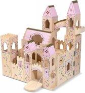 Houten kasteel Princess