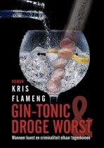 Gin-tonic en droge worst - wanneer kunst en criminaliteit elkaar tegenkomen